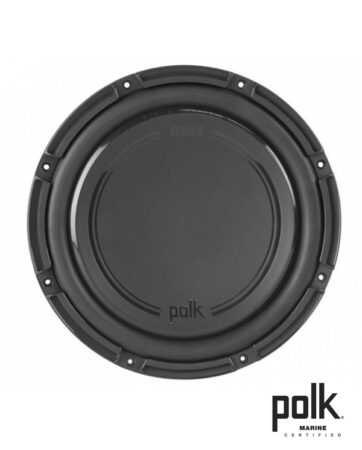 Polk Audio DB1242 SVC Subwoofer 12″ 370W RMS (Τεμάχιο)
