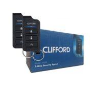 Clifford 3105X-GPS Συναγερμός Αυτοκινήτου με GPS