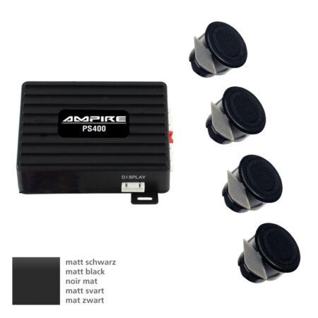 Ampire PSA400C Parking Sensors Αισθητήρες Παρκαρίσματος 23mm