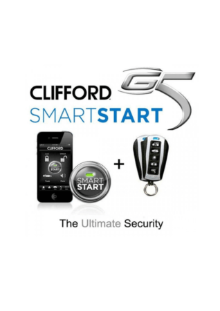 Clifford 909200 G5 Interface