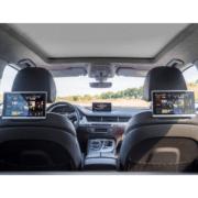 Ampire AMX090-4K-DUO Οθόνες Κεφαλής Καθισμάτων 9″ με 2 Android Boxes