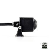 Ampire KIP100 Μαύρη Κάμερα Οπισθοπορείας για Αυτοκίνητα (Τεμάχιο)