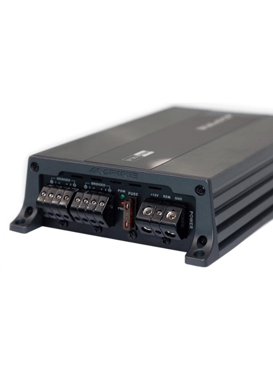 Ampire MBM100.4-2G Ενισχυτής Ηχείων Αυτοκινήτου
