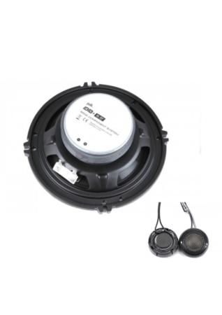 """Polk Audio DB6502 Ηχεία Αυτοκινήτου - Σκάφους 6.5"""" 100W RMS (Ζευγάρι)"""