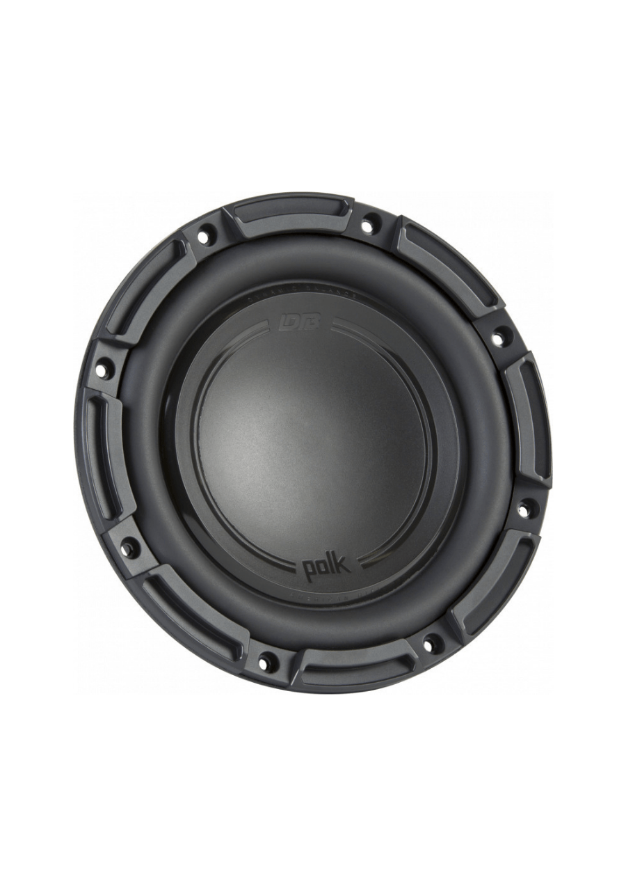 Polk Audio DB1042 SVC Subwoofer 10″ 350W RMS (Τεμάχιο)