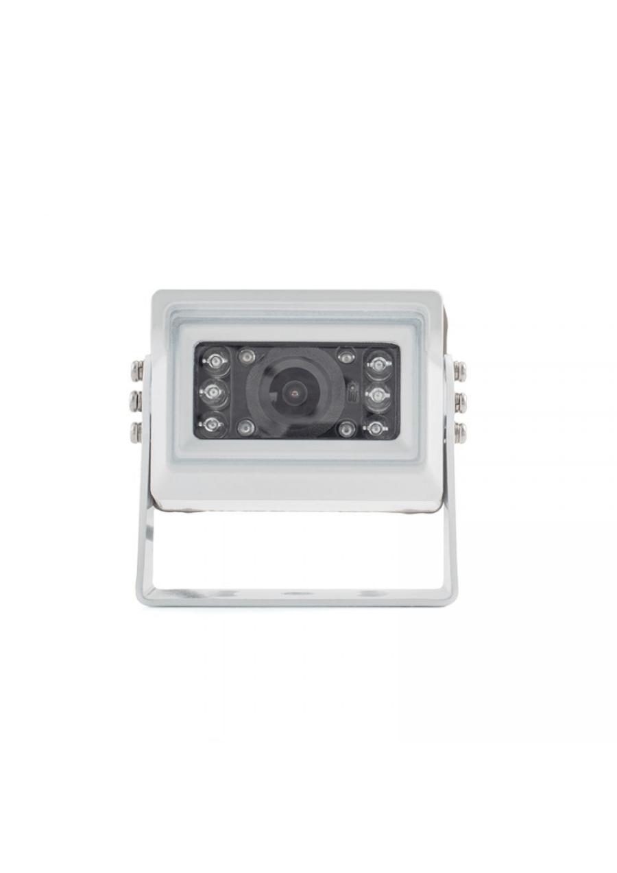 Ampire KC203-WHI Λευκή Κάμερα Οπισθοπορείας για Φορτηγά και Λεωφορεία (Τεμάχιο)