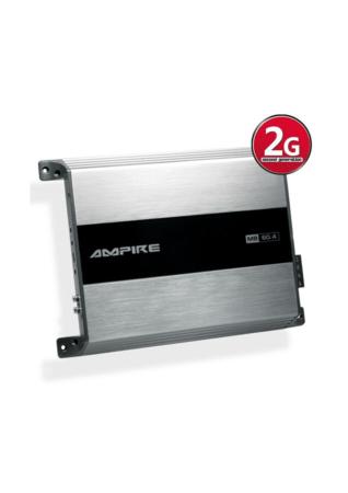 Ampire MB60.4-2G Ενισχυτής Ηχείων Αυτοκινήτου