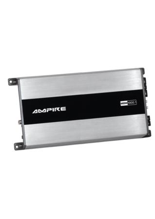 Ampire MBM1000.1 Ενισχυτής Αυτοκινήτου 1 Καναλιού