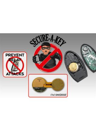 Directed SAK32 SECURE-A-KEY Σύστημα Ασφαλείας