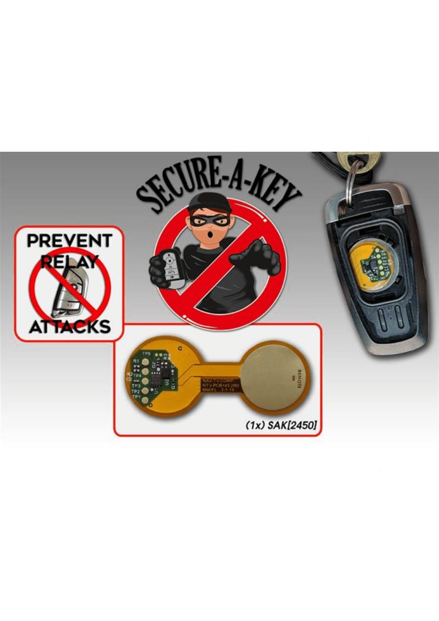 Directed SAK50 SECURE-A-KEY Σύστημα Ασφαλείας