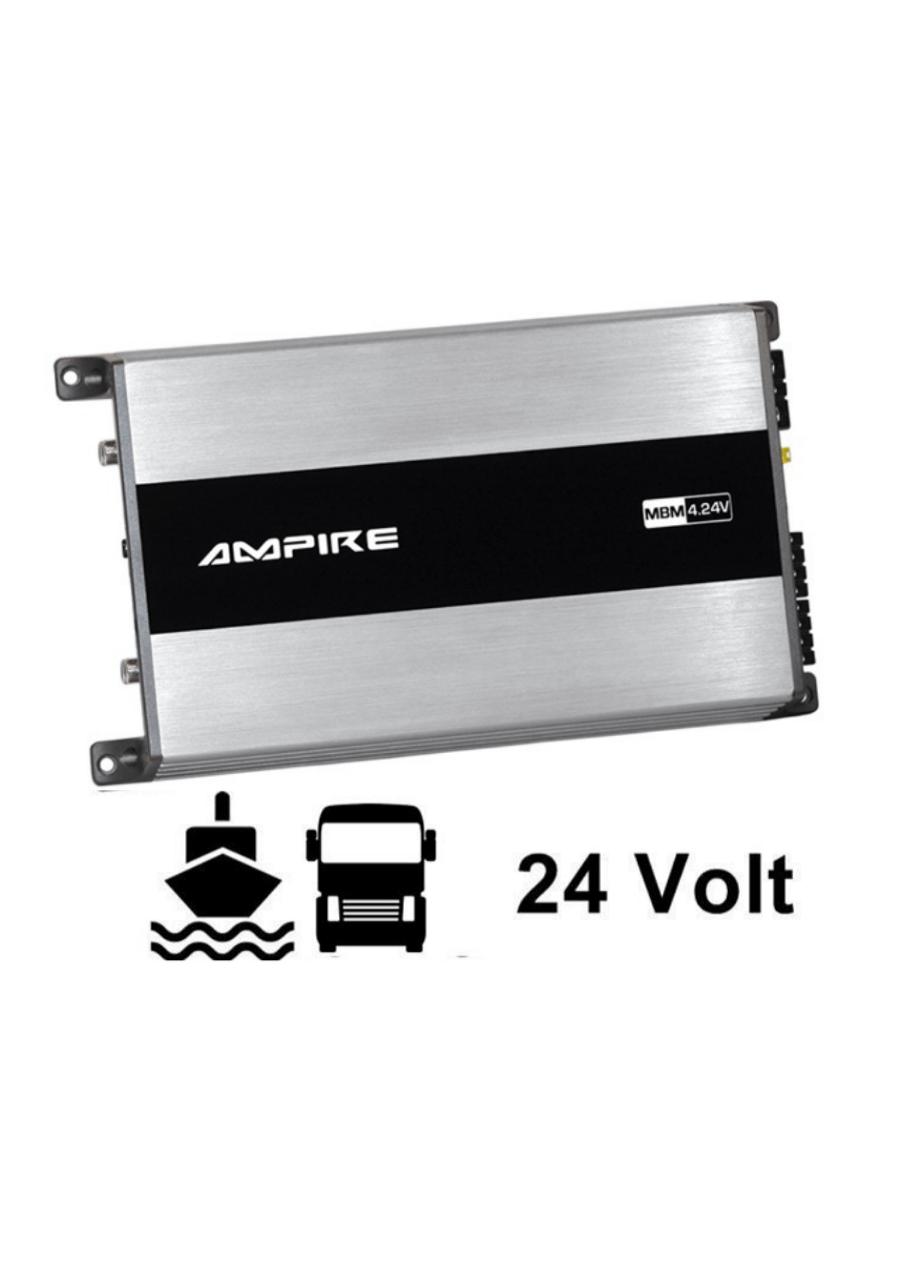 Ampire MBM4.24V-2G Ενισχυτής 24 Volt  4x140W / 2x400W (4Ω)