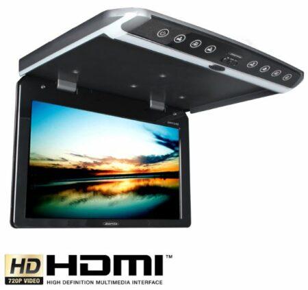 "Ampire OHV101-HD Οθόνη οροφής HD 10,1"" με HDMI"