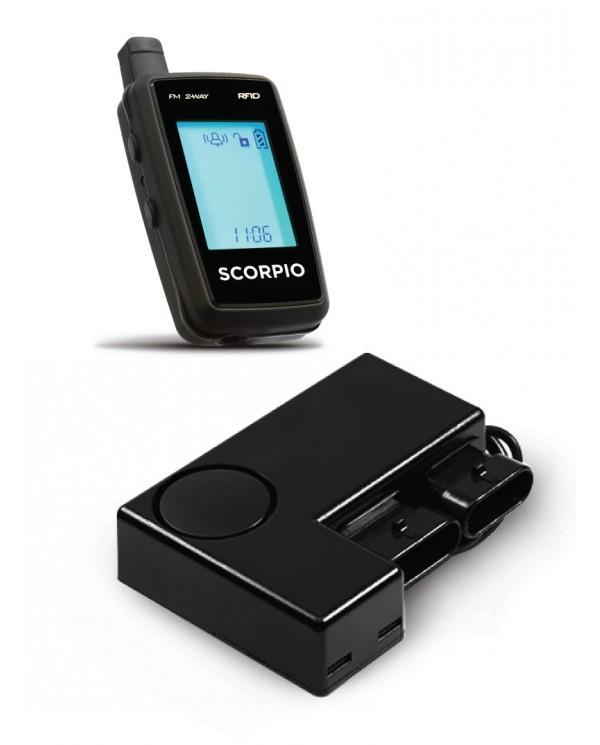 Scorpio SRX-950 Συναγερμός Μηχανής 2-way