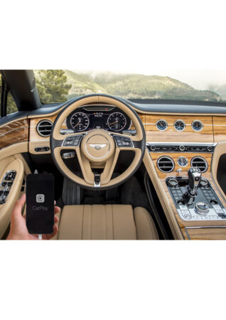 Ampire Smartphone Integration Bentley Continental GT/Flying Spur 2010-2018 | LDS-BLY80-CP