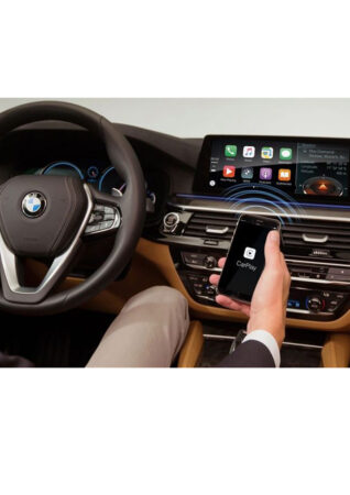 Ampire Smartphone Integration BMW NBT | LDS-NBT-CP