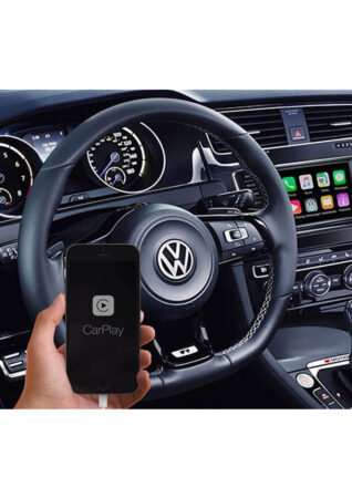 Ampire Smartphone Integration Volkswagen Golf 2015-2017 | LDS-VWGF-CP
