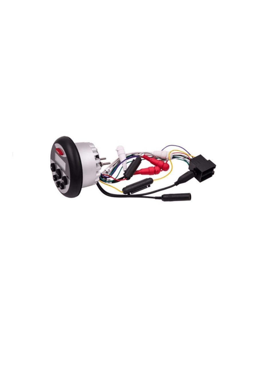 Hasda H-808 Αδιάβροχο Ραδιόφωνο USB / Bluetooth (Τεμάχιο)