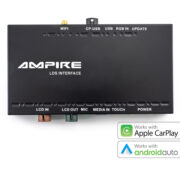 Ampire Smartphone Integration Audi με Symphony/Concert (χωρίς MMI) LDS-A4-CP