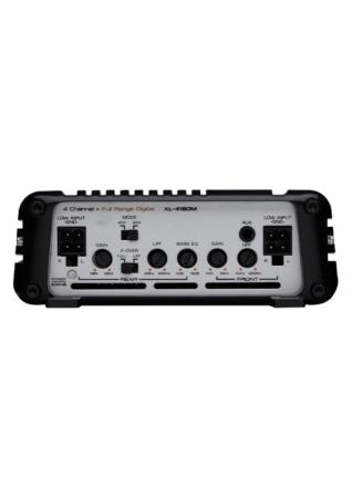 PowerBass XL-4165M PowerSport Ενισχυτής 4 Καναλιών