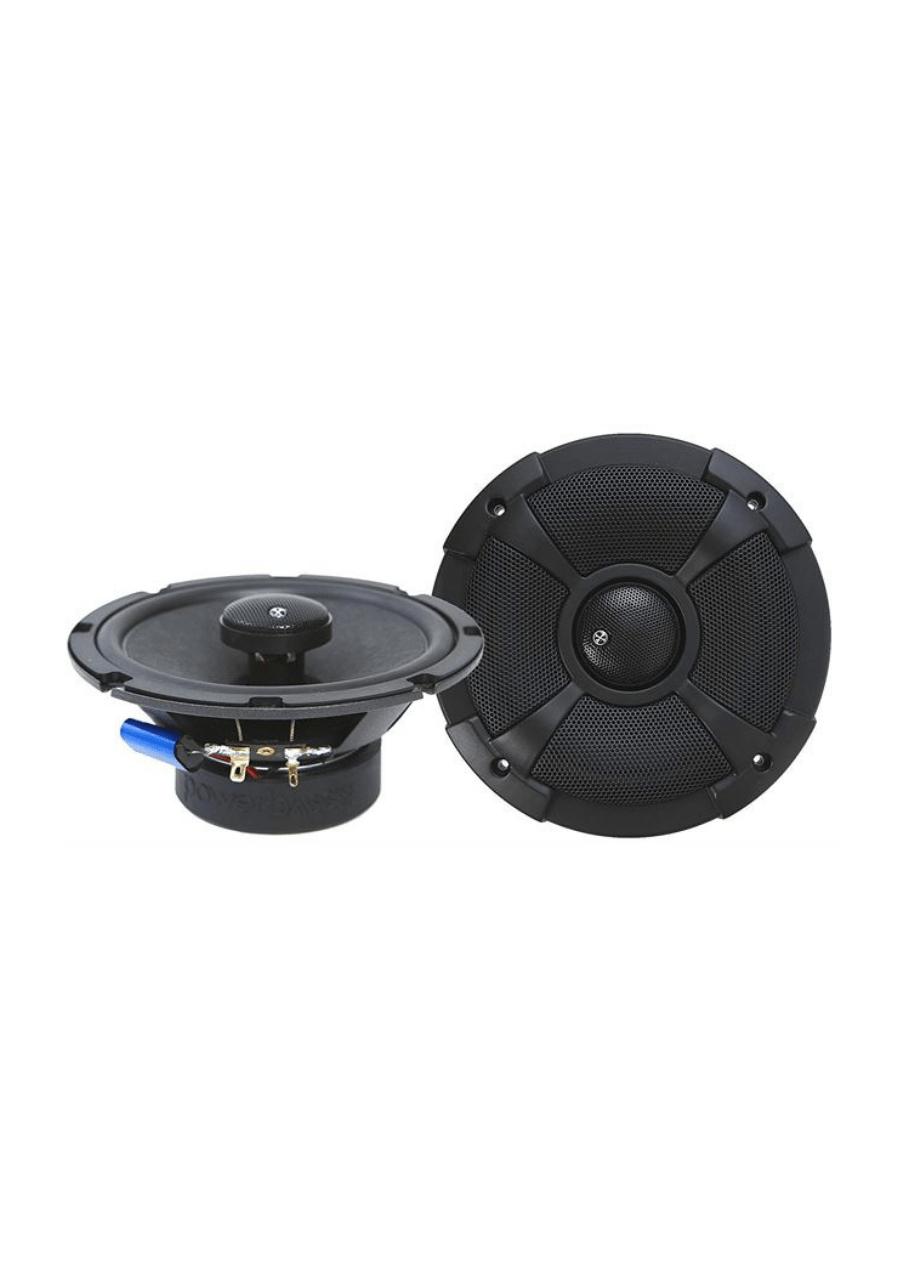 PowerBass 2XL-653T Oμοαξονικό σύστημα ηχείων με εξαιρετικά λεπτή βάση