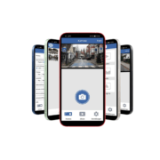 Ampire DC2 για Μπροστινή και Πίσω Θέαση WiFi / GPS / MicroSD