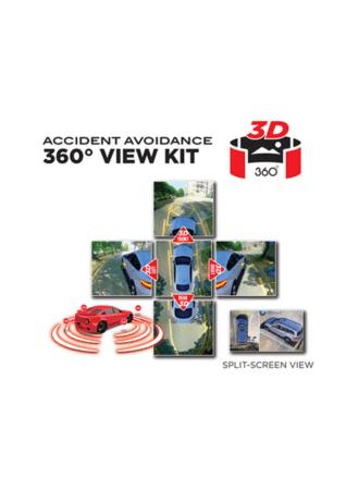 iBEAM TE-360-3D Κάμερα 3D & 360 μοιρών