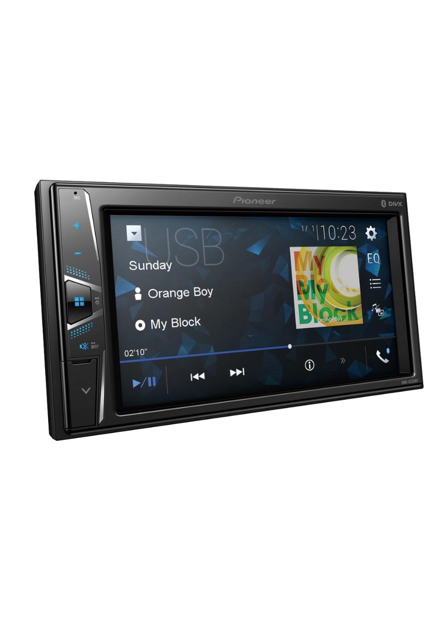 Pioneer DMH-G220BT Οθόνη Multimedia 6.2″ Με USB / Bluetooth / AUX