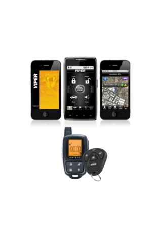 Avital 5305L-GPS