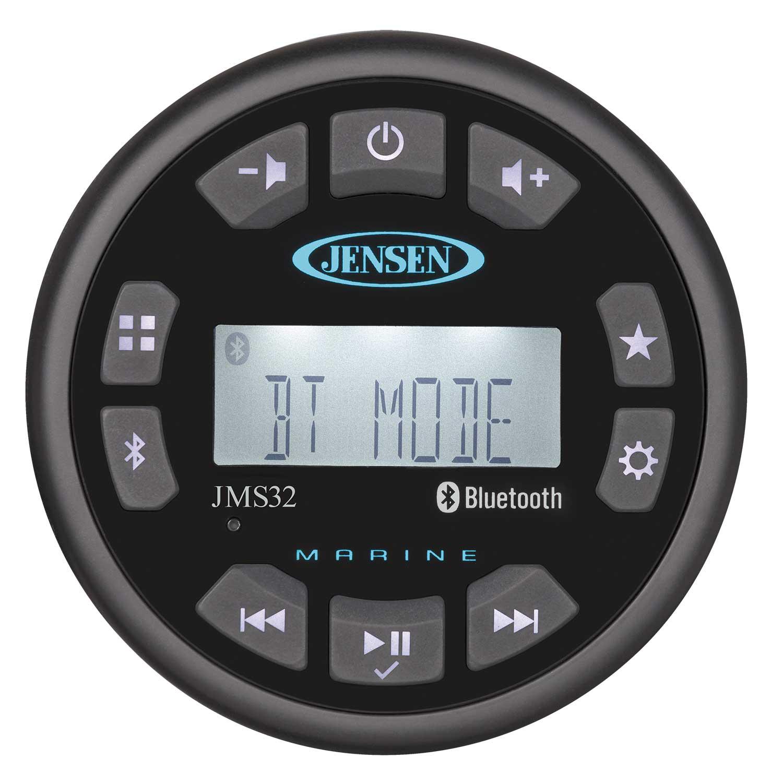 Jensen JMS32 Αδιάβροχη πηγή ήχου με  Bluetooth