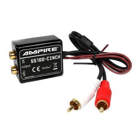 AMPIRE 55100-CINCH Αντιπαρασιτικό Φίλτρο RCA