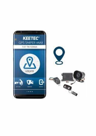 Directed 3901T-GPS Συναγερμός Αυτοκινήτου Can Bus με Keetec Snipermax GPS