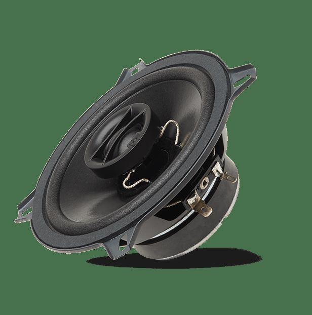 Powerbass S-5202 Ομοαξονικά Ηχεία Αυτοκινήτου 5.25'' 40W RMS (Ζευγάρι)