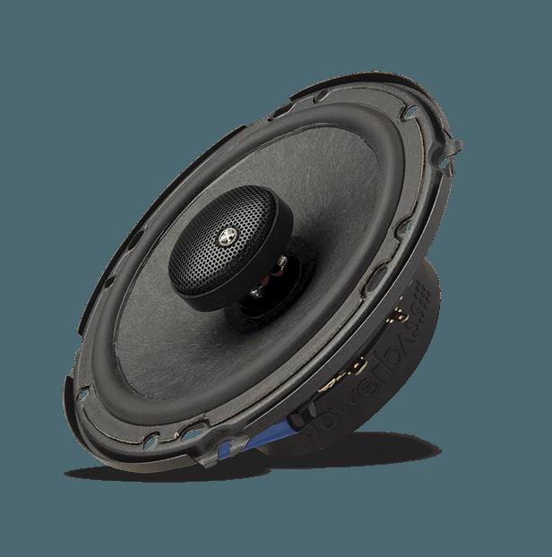 """Powerbass 2XL-673 Ομοαξονικά Ηχεία 6.75"""" 75W RMS (Ζευγάρι)"""