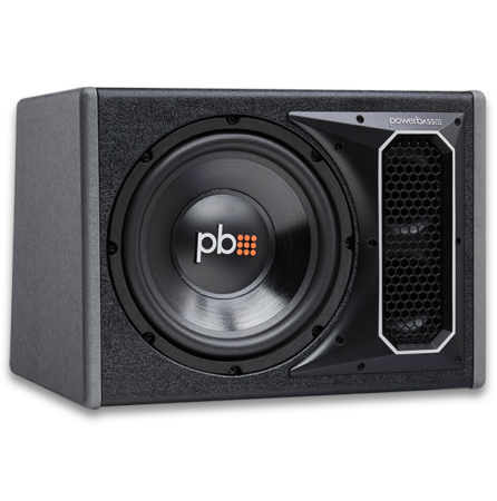 POWERBASS PS-WB101 ΚΑΜΠΙΝΑ SUBWOOFER 10'' 250W RMS (ΤΕΜΑΧΙΟ)