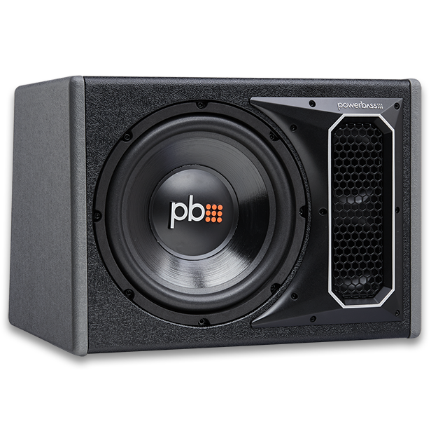"""POWERBASS PS-WB101 ΚΑΜΠΙΝΑ SUBWOOFER 10"""" 250W RMS (ΤΕΜΑΧΙΟ)"""