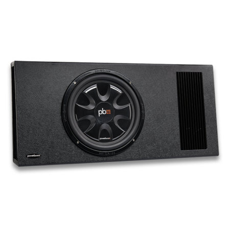 Powerbass PS-AWB121T καμπίνα Subwoofer 12'' 200W RMS (Τεμάχιο)