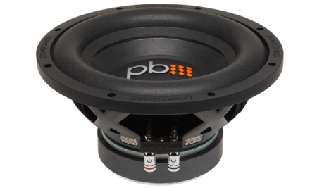 Powerbass  S-1004 Subwoofer 10'' 275W RMS (Τεμάχιο)