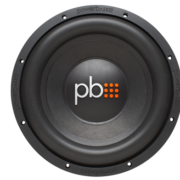 """Powerbass S-1204 Subwoofer 12"""" 300W RMS (Τεμάχιο)"""