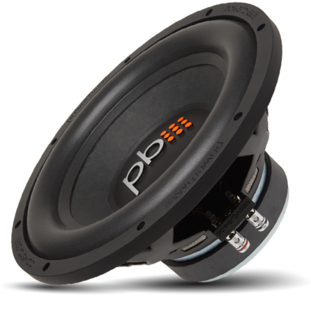 Powerbass S-1204 Subwoofer 12'' 300W RMS (Τεμάχιο)