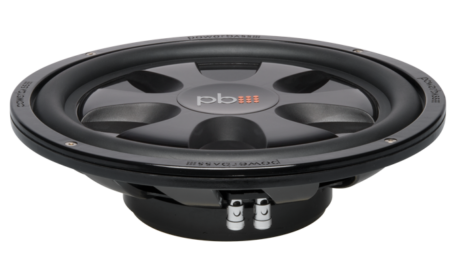 PowerBass S-12T Subwoofer 12'' 300W RMS (Τεμάχιο)