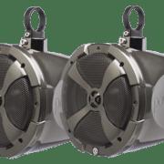 """Powerbass XL-POD8SR Ηχεία POD Σκάφους (Marine) Μικρού Εύρους 8"""" 100W RMS (Ζευγάρι))"""