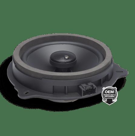 Powerbass OE652-FD Ομοαξονικά Ηχεία ΟΕΜ 6,5'' 60W RMS (Ζευγάρι)
