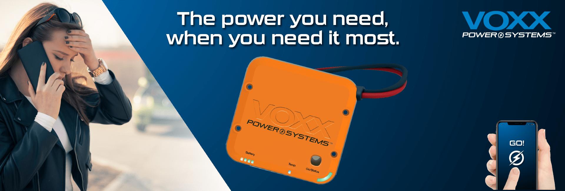Voxx Power Systems POWV3.5